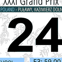 Grand Prix Polonia 2013 Start number
