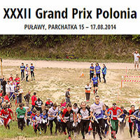 Grand Prix Polonia 2014 Website